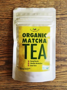 First Harvest Tea Matcha Ceremonial packaging