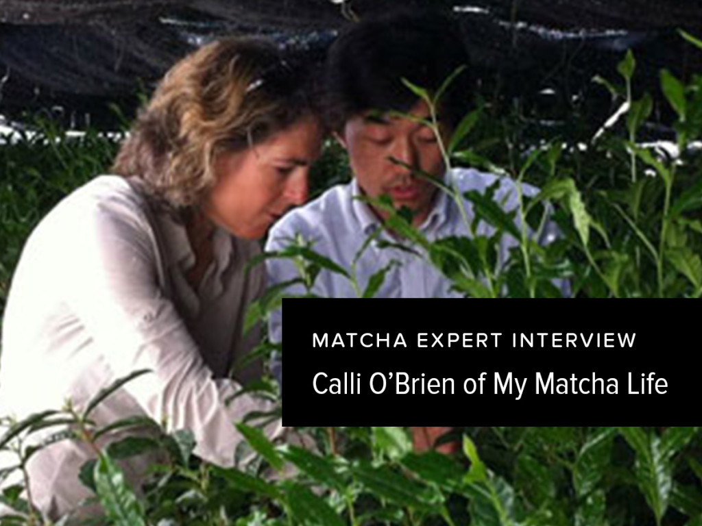 Matcha Expert Interview: Calli O'Brien of My Matcha Life