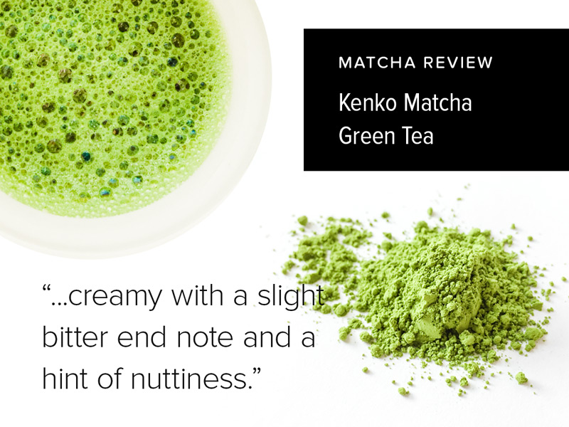 Kenko Matcha Green Tea | Matcha Reviews