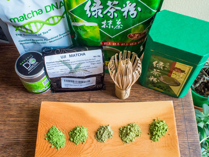 Matcha Reviews Showdown: Battle of the top five matchas