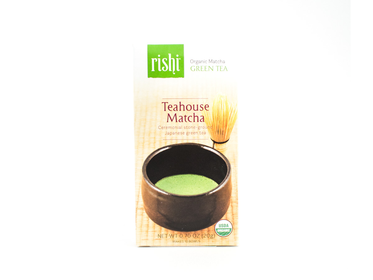 Rishi Teahouse Organic Ceremonial Matcha | Matcha Reviews