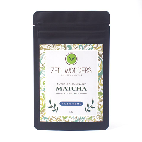 Zen Wonders Superior Culinary Matcha | Matcha Reviews